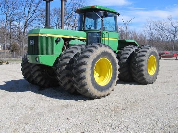 1977 John Deere 8630 Tractor For Sale