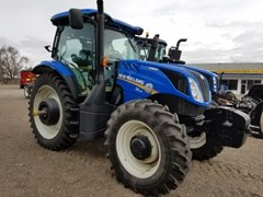 Tractor For Sale 2016 New Holland T6.165