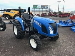 Tractor - Compact For Sale 2014 New Holland BOOMER 37 , 37 HP