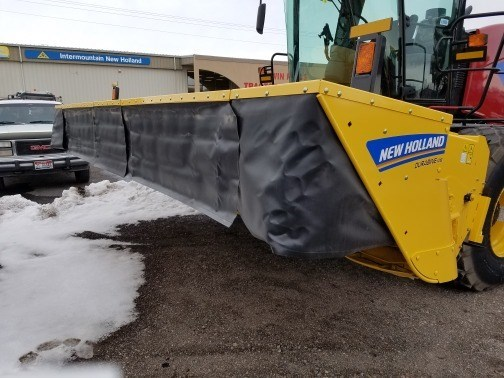 2015 New Holland 416BTO Header For Sale