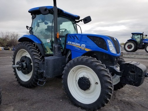 2017 New Holland T7.245 Tractor For Sale