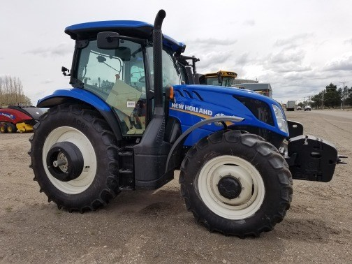 2017 New Holland T6.145 Tractor For Sale