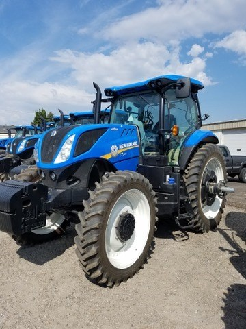 2017 New Holland T7.260 Tractor For Sale