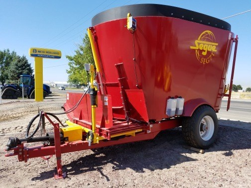 2017 Supreme SEG7T Feeder Wagon-Portable For Sale