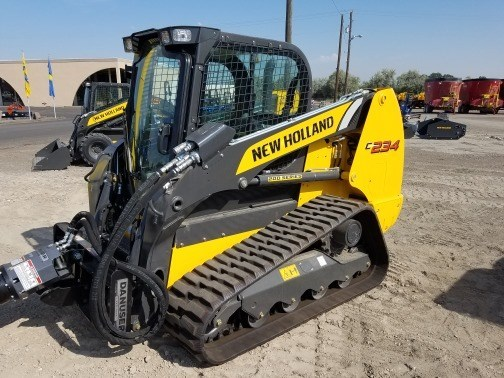 2017 New Holland C234 T4B Skid Steer For Sale