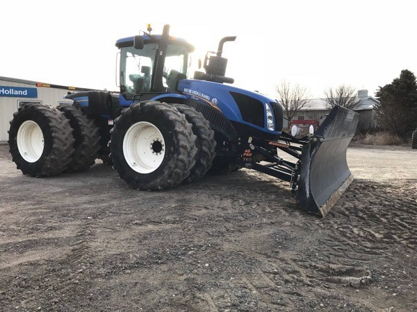 2014 New Holland T9.565 Tractor For Sale