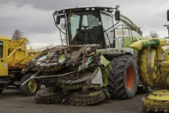 Forage Harvester-Self Propelled For Sale 2011 CLAAS 960