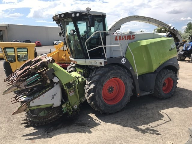 Claas 960 Forage Harvester-Self Propelled For Sale