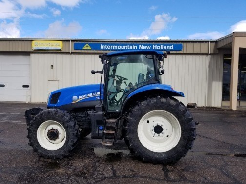 2013 New Holland T6.155 Tractor For Sale