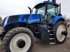 Tractor For Sale 2016 New Holland T8.320 , 300 HP