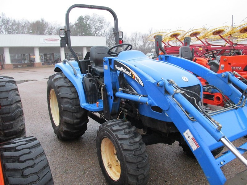 2006 New Holland TC40A Tractor For Sale
