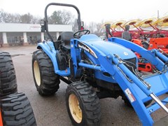 Tractor For Sale 2006 New Holland TC40A , 40 HP