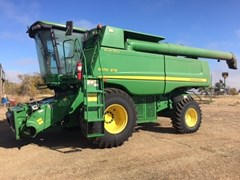 Combine For Sale 2010 John Deere 9670 STS