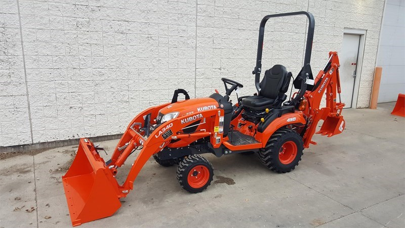 2017 Kubota BX23S Loader Backhoe For Sale