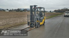 Fork Lift/Lift Truck For Sale 2017 Komatsu FG18HTU-20