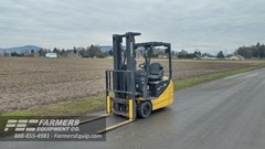 Fork Lift/Lift Truck-Electric For Sale 2011 Komatsu FB18MFU-12