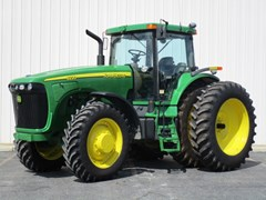 Tractor For Sale 2003 John Deere 8220