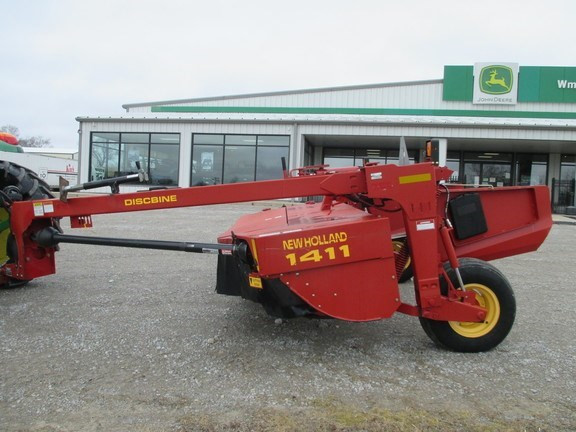2001 New Holland 1411 Mower Conditioner For Sale