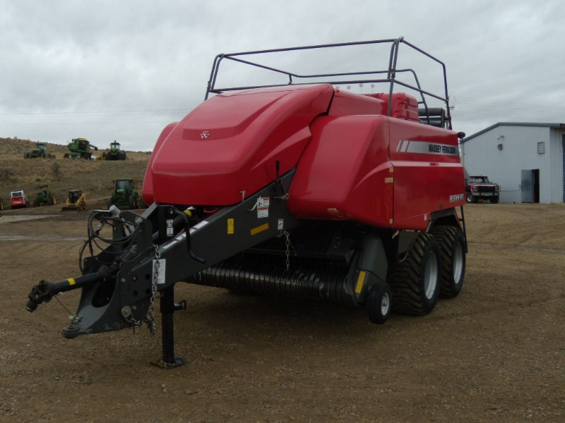 2017 Massey Ferguson 2170 Baler-Big Square For Sale