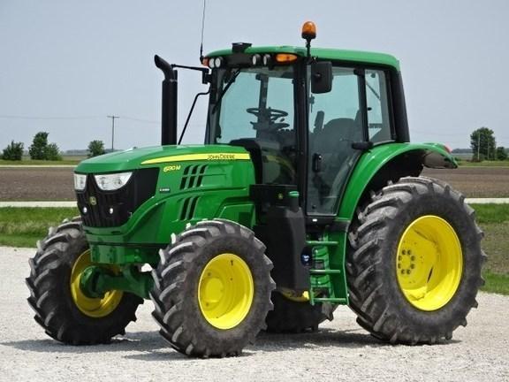 2017 John Deere 6130M Tractor For Sale
