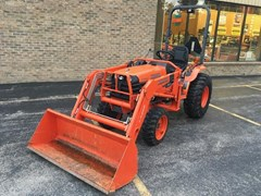 Tractor For Sale:  2004 Kubota B7800HSD