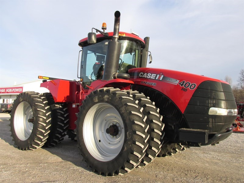 2012 Case IH STEIGER 400 HD Tractor For Sale