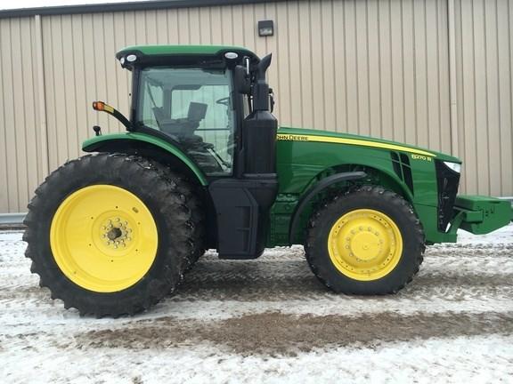 2016 John Deere 8270R Tractor For Sale
