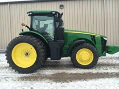 Tractor For Sale:  2016 John Deere 8270R , 270 HP