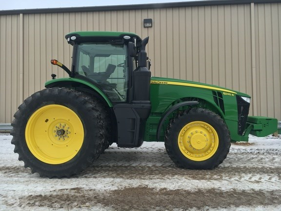 2016 John Deere 8245R Tractor For Sale