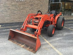 Tractor For Sale:  2004 Kubota L4330HST-