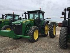 Tractor - Row Crop For Sale 2016 John Deere 8345R , 345 HP