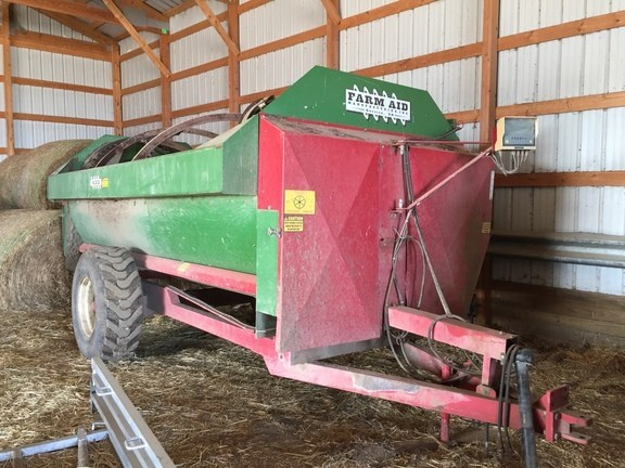 2011 Other 430 Feeder Wagon-Portable For Sale