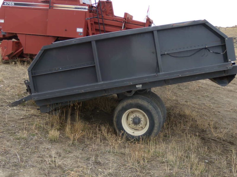 Hesston 4720 Bale Accumulator For Sale