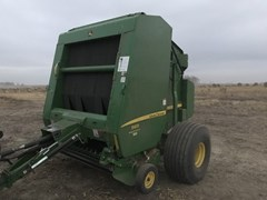 Baler-Round For Sale:  2016 John Deere 569