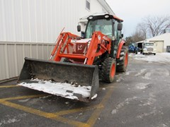 Tractor For Sale:  2015 Kioti NX6010 , 60 HP