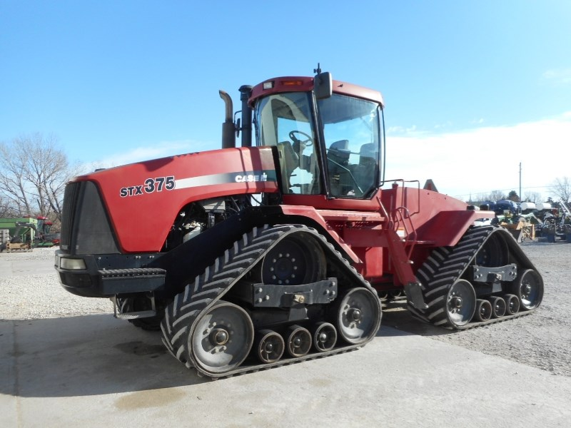 2002 Case IH STX375 Tractor For Sale