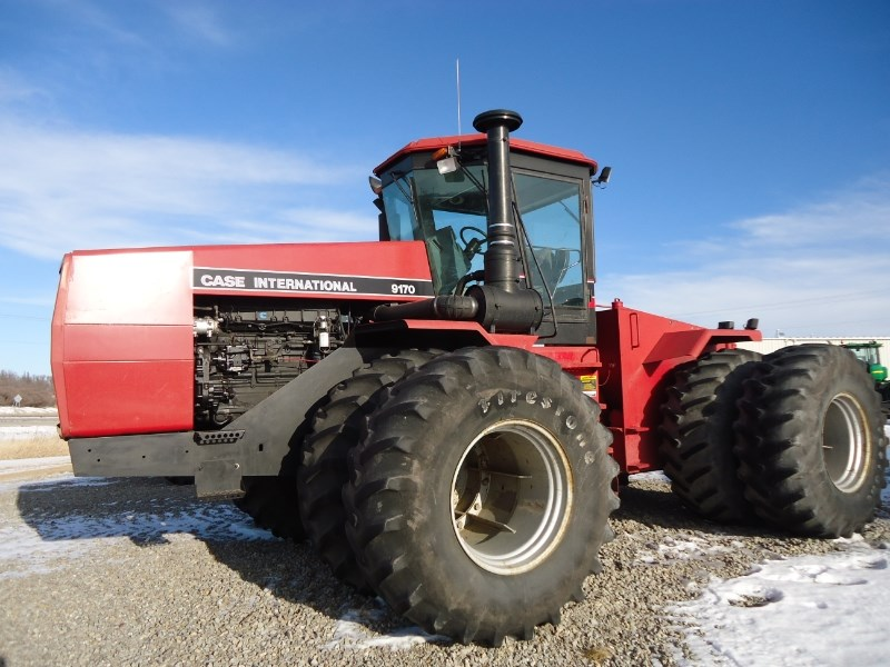 1990 Case IH 9170 Tractor For Sale