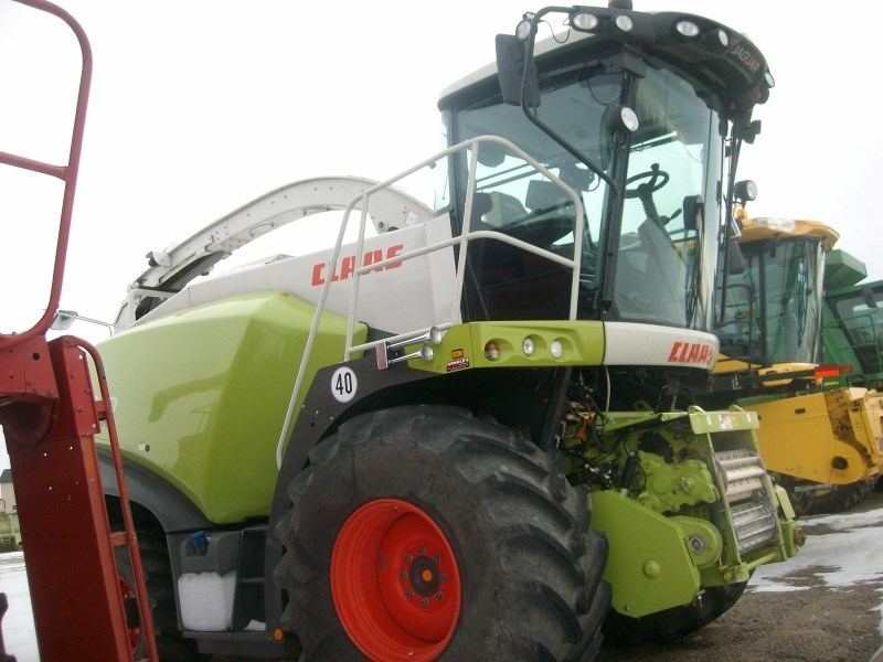 2014 Claas 840 Forage Harvester-Self Propelled For Sale