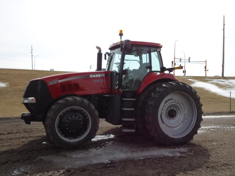 2009 Case IH 245 MAG Tractor For Sale