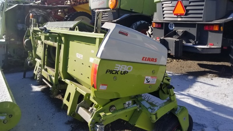 2015 Claas PU380 PRO Forage Head-Windrow Pickup For Sale