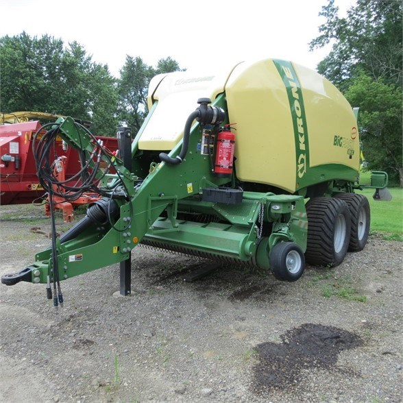 2016 Krone BP890XC Baler-Square For Sale