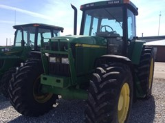 Tractor For Sale 2000 John Deere 7410 , 105 HP
