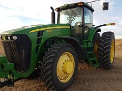Tractor For Sale 2009 John Deere 8330 , 225 HP