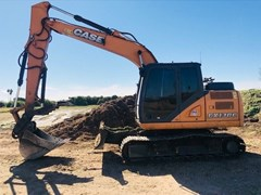 Excavator-Track For Sale:  2014 Case EXCAVATOR