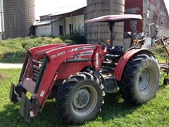 Tractor - Utility For Sale 2006 Massey Ferguson 3635 , 72 HP