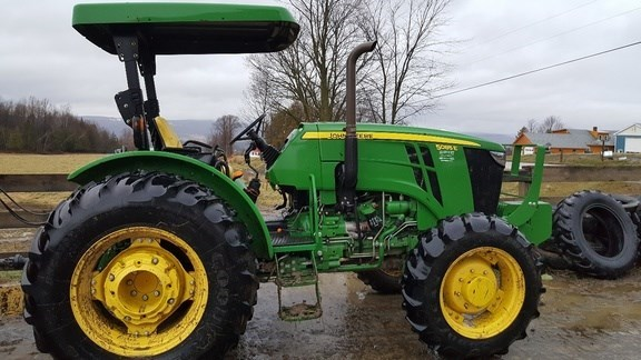 2014 John Deere 5085E Tractor For Sale