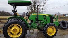 Tractor For Sale:  2014 John Deere 5085E , 85 HP