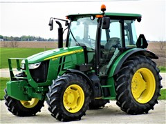 Tractor For Sale 2015 John Deere 5115M , 115 HP
