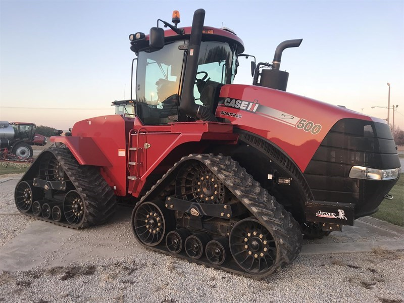 2014 Case IH STEIGER 500 QUADTRAC Tractor For Sale