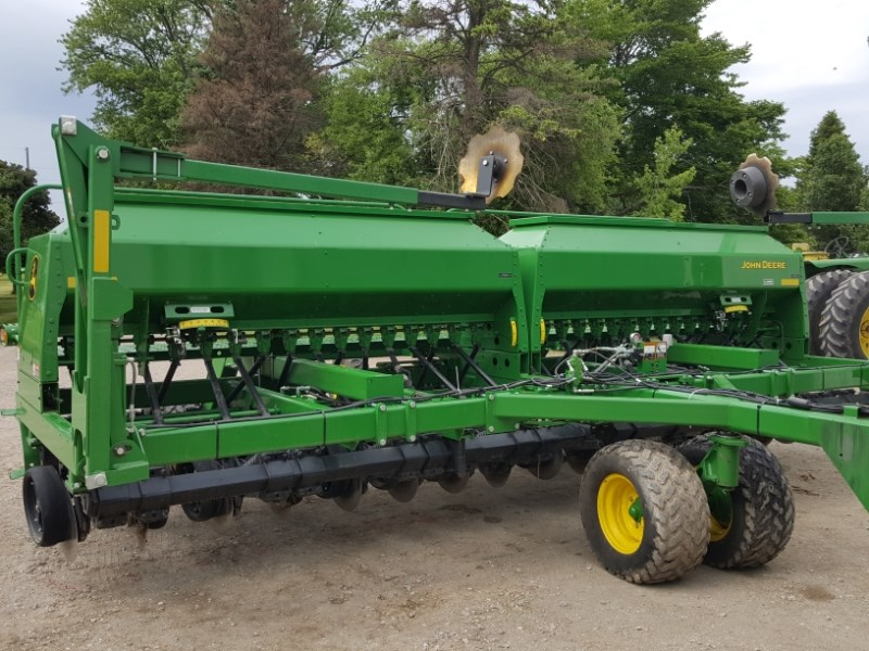 2016 John Deere 1590 Grain Drill For Sale